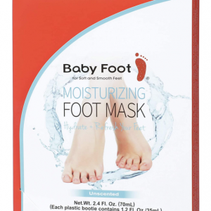 Babyfoot Moisturizing Foot Mask | Rejuvenation Med Spa by Hill Dermatology Bartlesville Oklahoma
