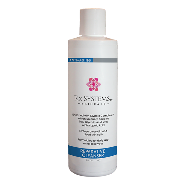 Rx Systems PF Reparative Cleanser | Hill Dermatology of Bartlesville, Oklahoma