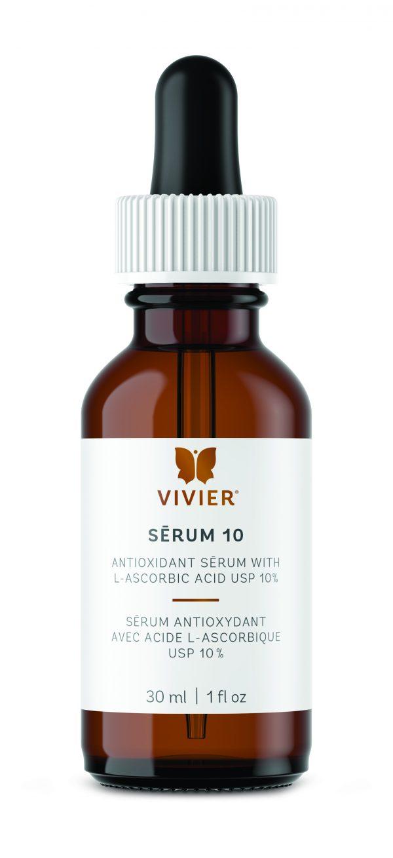 Vivier Serum 10 | Rejuvenation Med Spa by Hill Dermatology Bartlesville Oklahoma