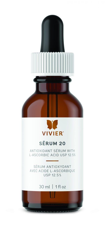 Vivier C Serum 20 | Rejuvenation Med Spa by Hill Dermatology Bartlesville Oklahoma