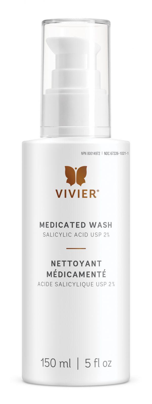 Vivier Medicated Wash   Rejuvenation Med Spa by Hill Dermatology Bartlesville Oklahoma